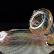 Fumed sherlock by Garden of Eden Glass