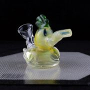 Glass Ducky by Shana Glassgirl
