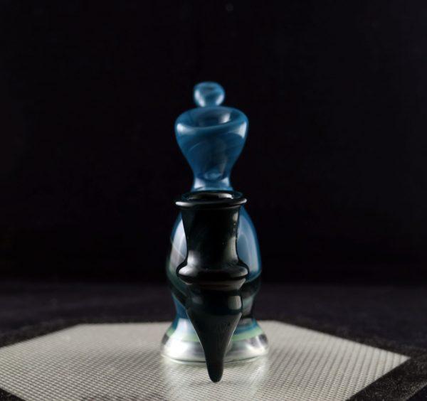 Hetman Glass 14 mm micro sherlock banger hanger