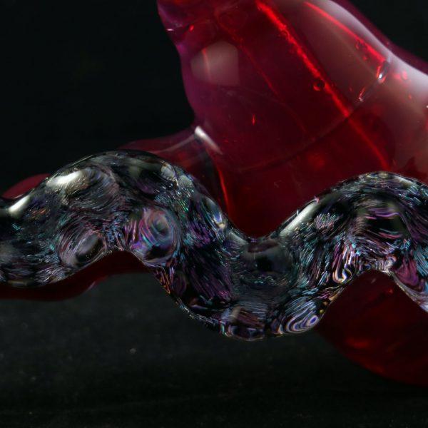 Kiebler dichro ribbon bubbler