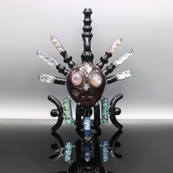 The Mother Full Dichro Functional Heady Sculpture by Kiebler