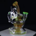 Philpot Glassworks X Ricky Collab Spinnerjet