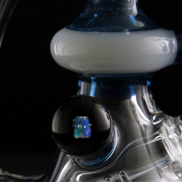 Josh Chappell Blue Stardust and White Encalmo recycler OG