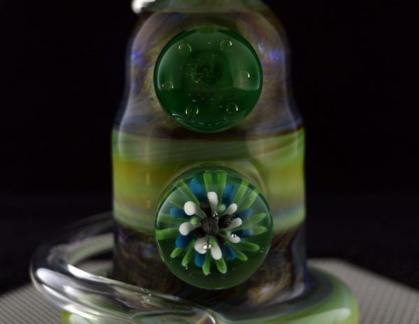 Philpot Glassworks Spinnerjet Implosion Air Trap