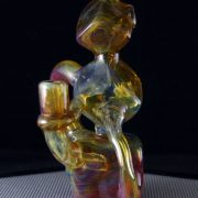Shana Glassgirl small triple cube recycler