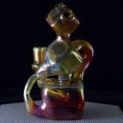 Shana Glassgirl small triple cube recycler