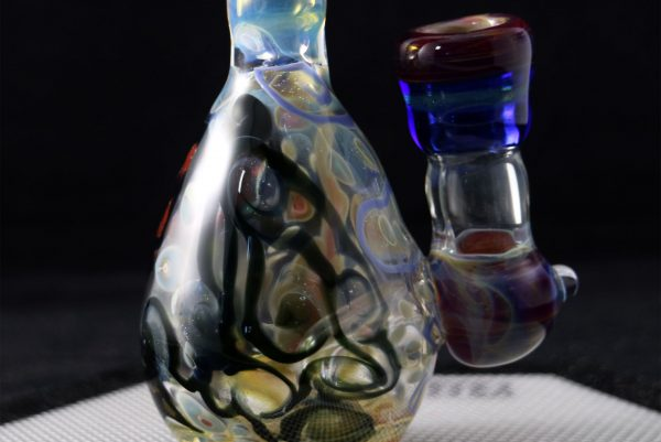 The Rosenboob by B Hold Glass