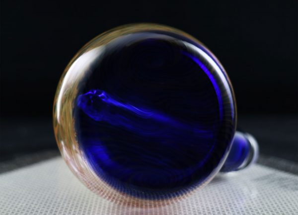 B Hold Glass X Shockey Collab Blue and Fume