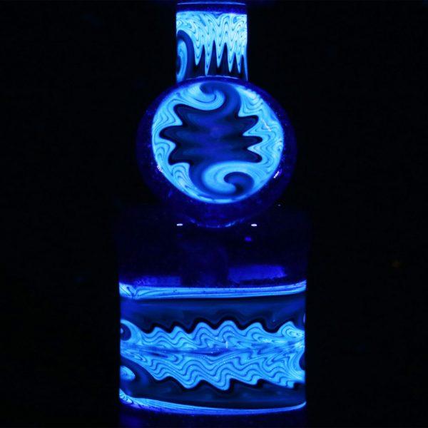 Glassmith wig wag uv pocket bottle