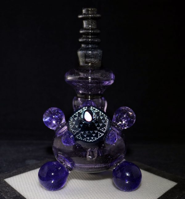 Kiebler Purple Mini Banger Hanger