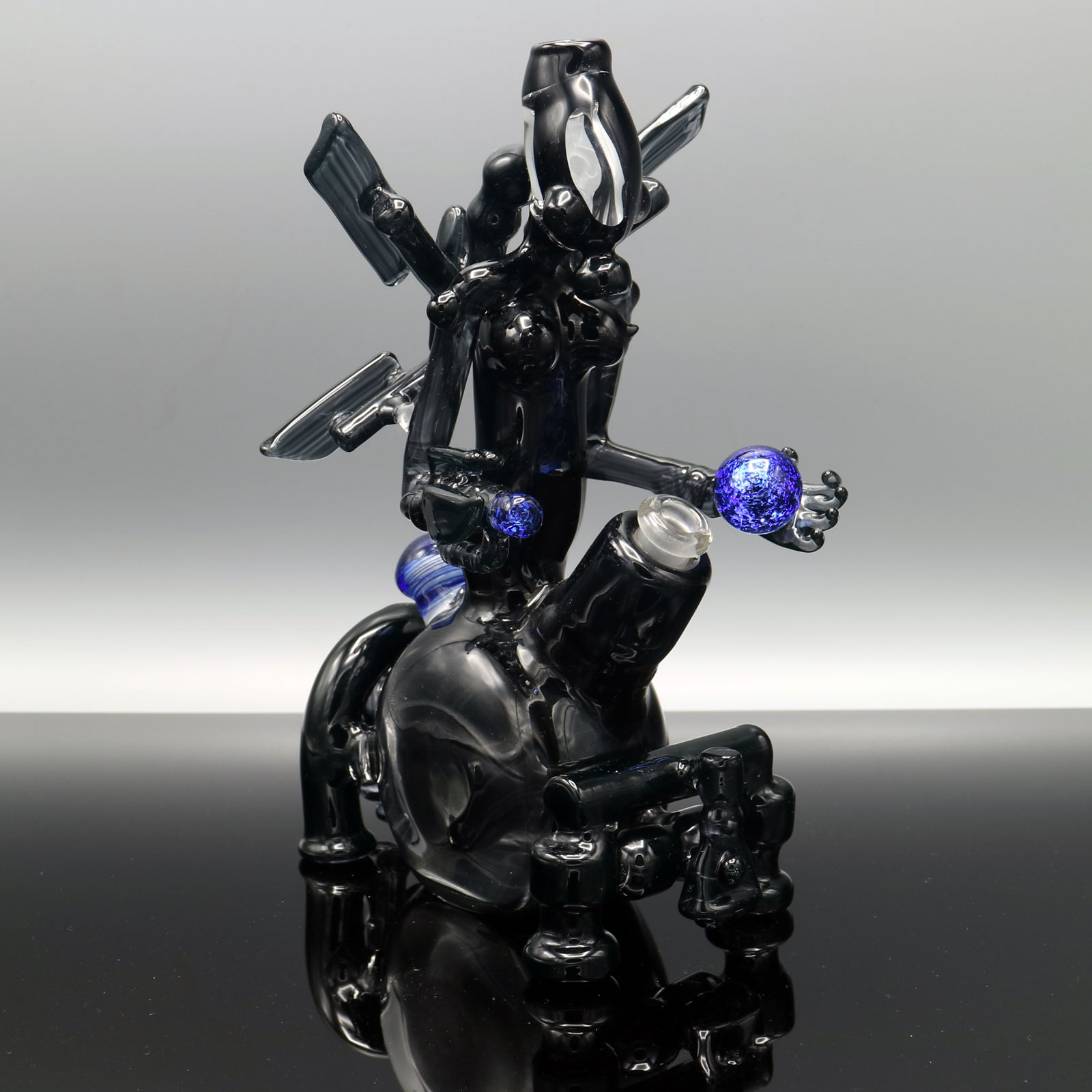 Kiebler – Fairymech Functional Sculpture