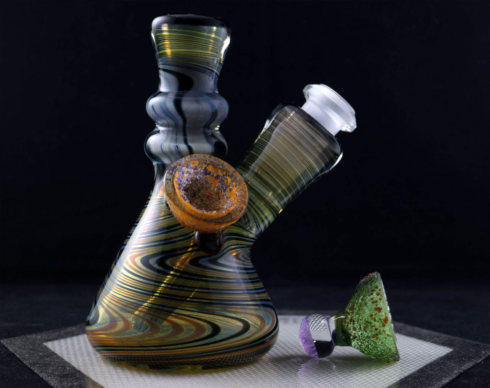 Rummel Glass X Rotational Glass Collab