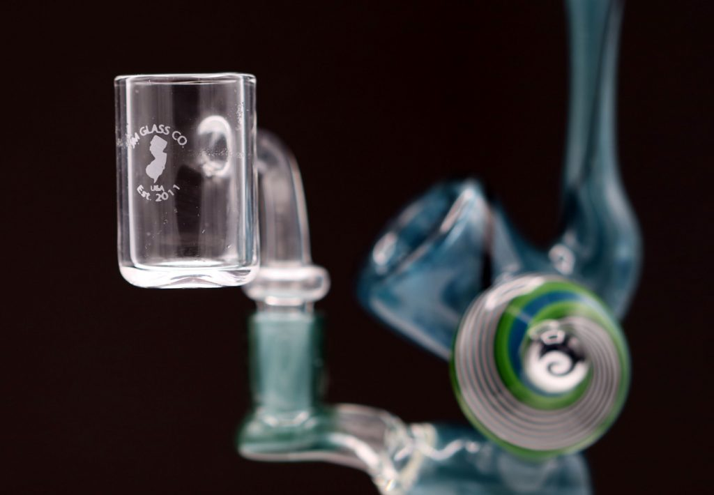 JM Glass CO American Quartz Banger Review