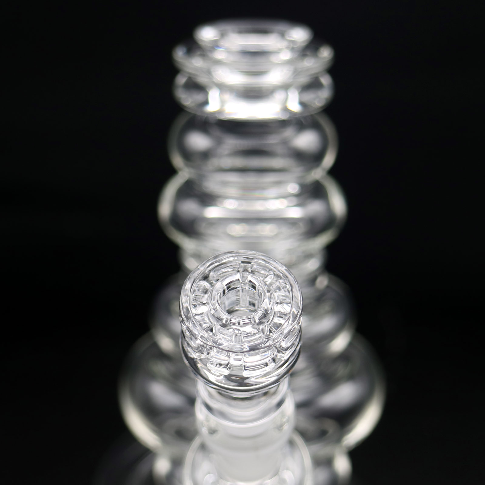 Jred Glass – 10 mm Male Diamond Knot