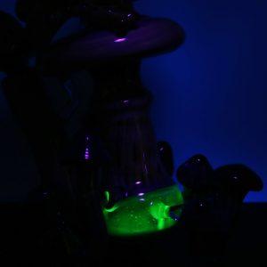 Kiebler Mushroom Frog Natural