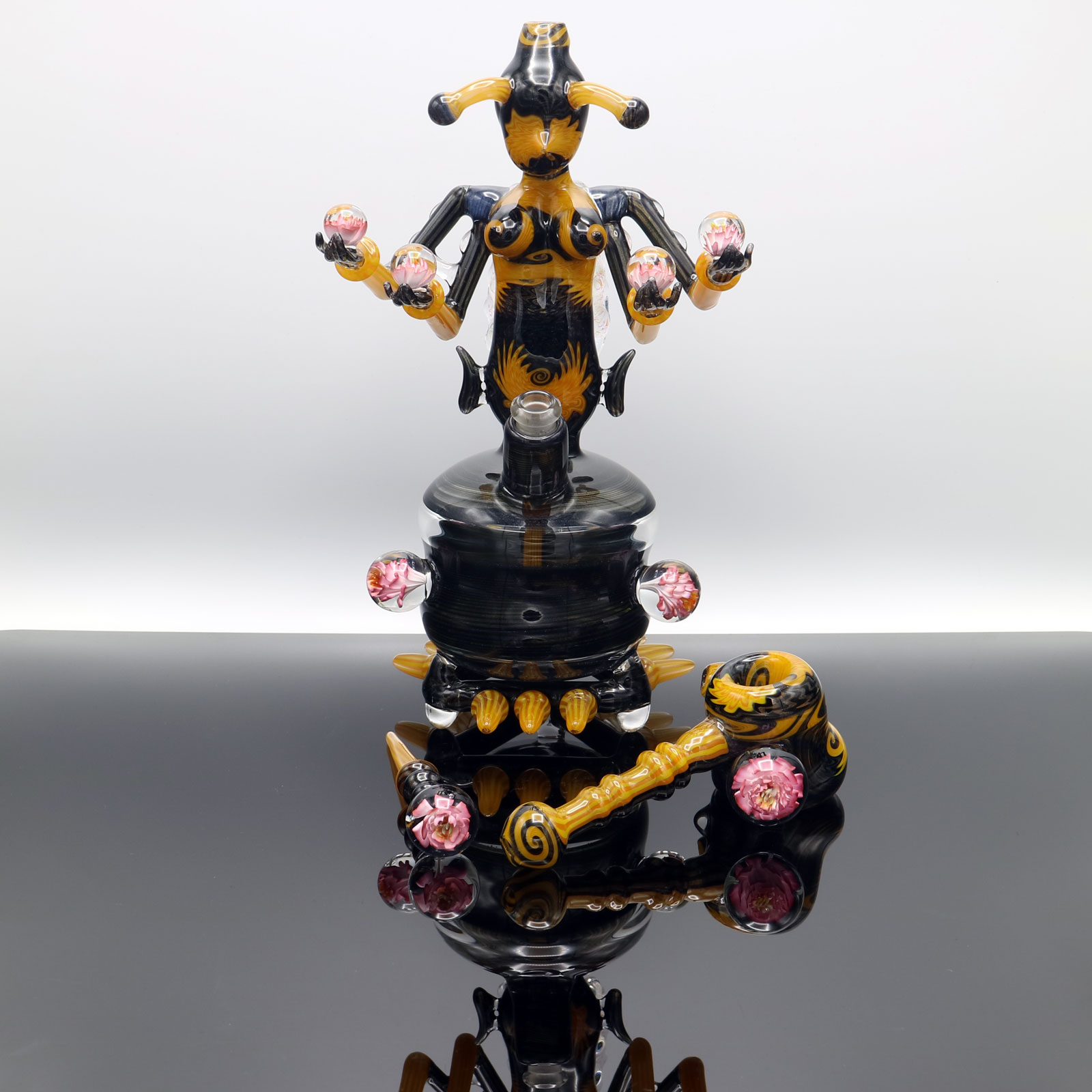 Kiebler – Wig Wag Fire Bee Creature Set