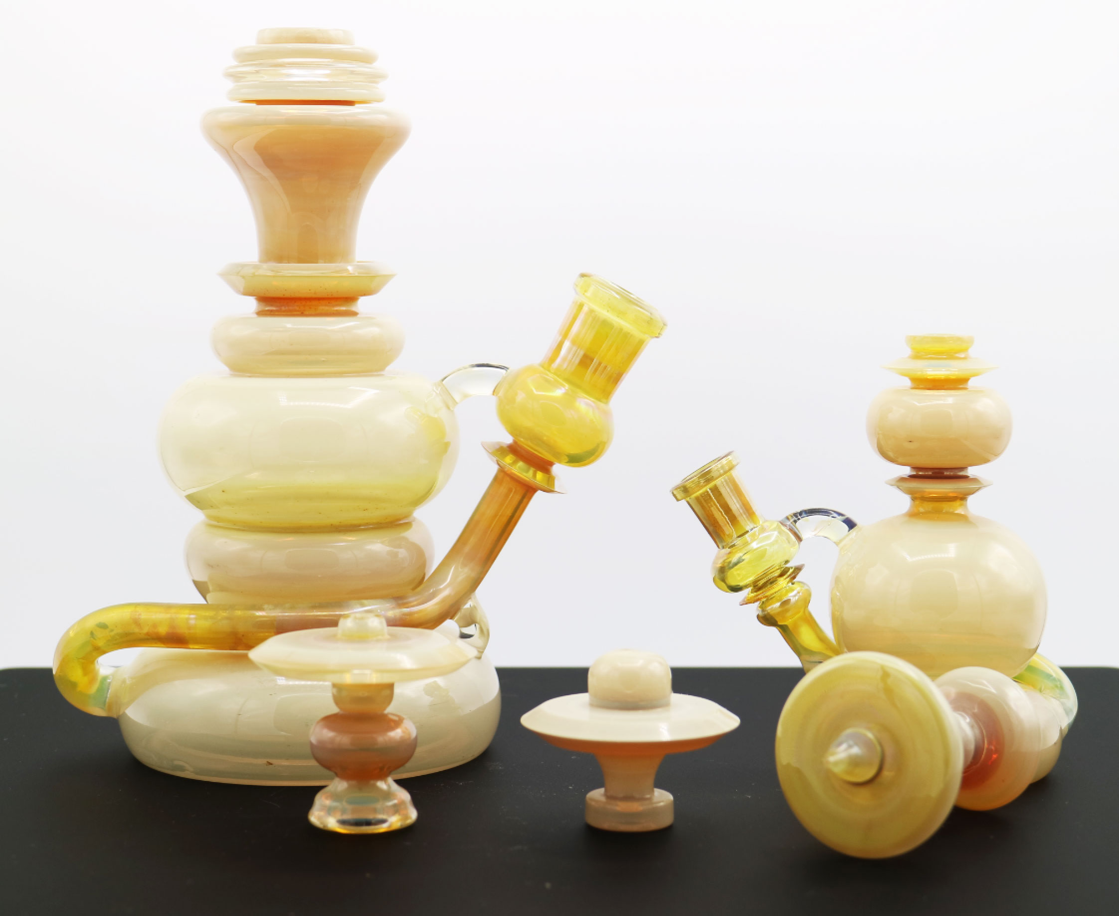 Philpot – Fumed Spinnerjet Set