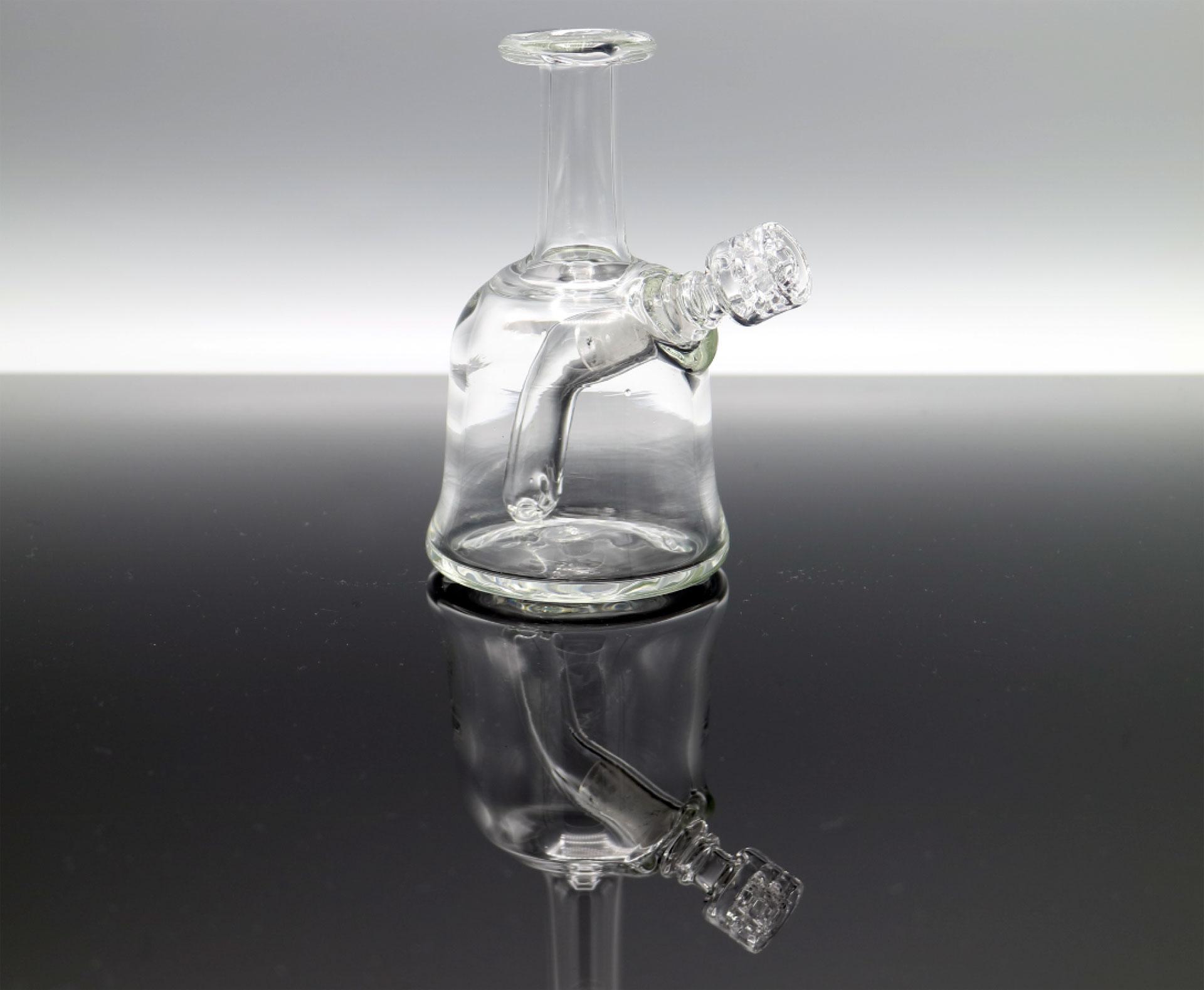 Glassmith – Clear Pocket Bottle 2