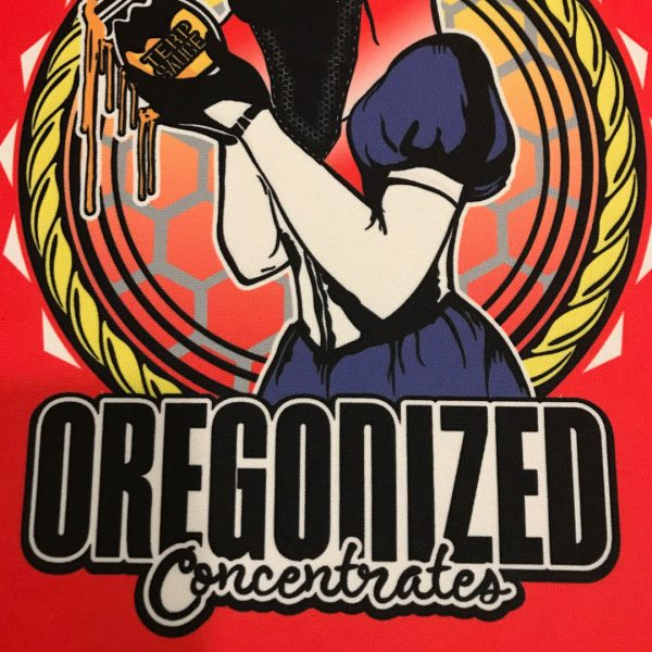 Oregonized Glass Mat Crypto Mouse Pad