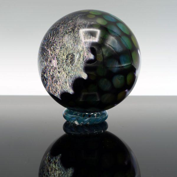 Kiebler X Garden of Eden Glass XXXL Dichro Marble Collab