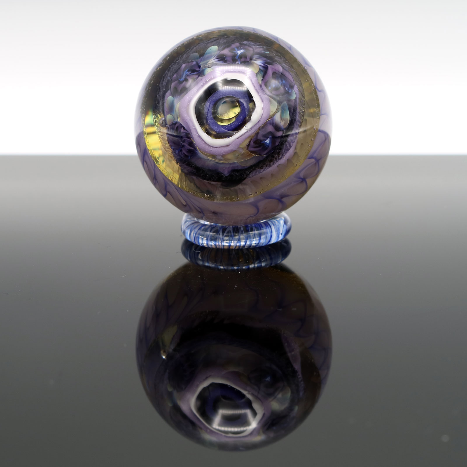 Shana Glassgirl – Large Trippy Marble
