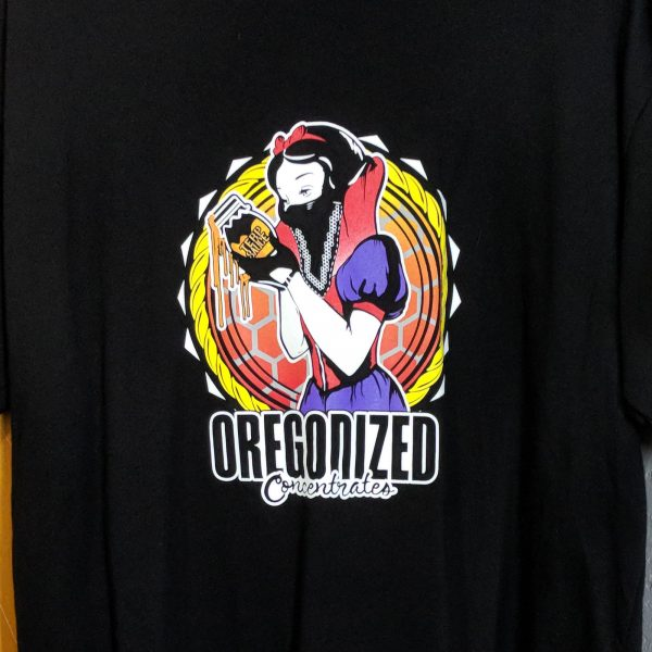 Oregonized Apparel Sauce Princess T Shirt