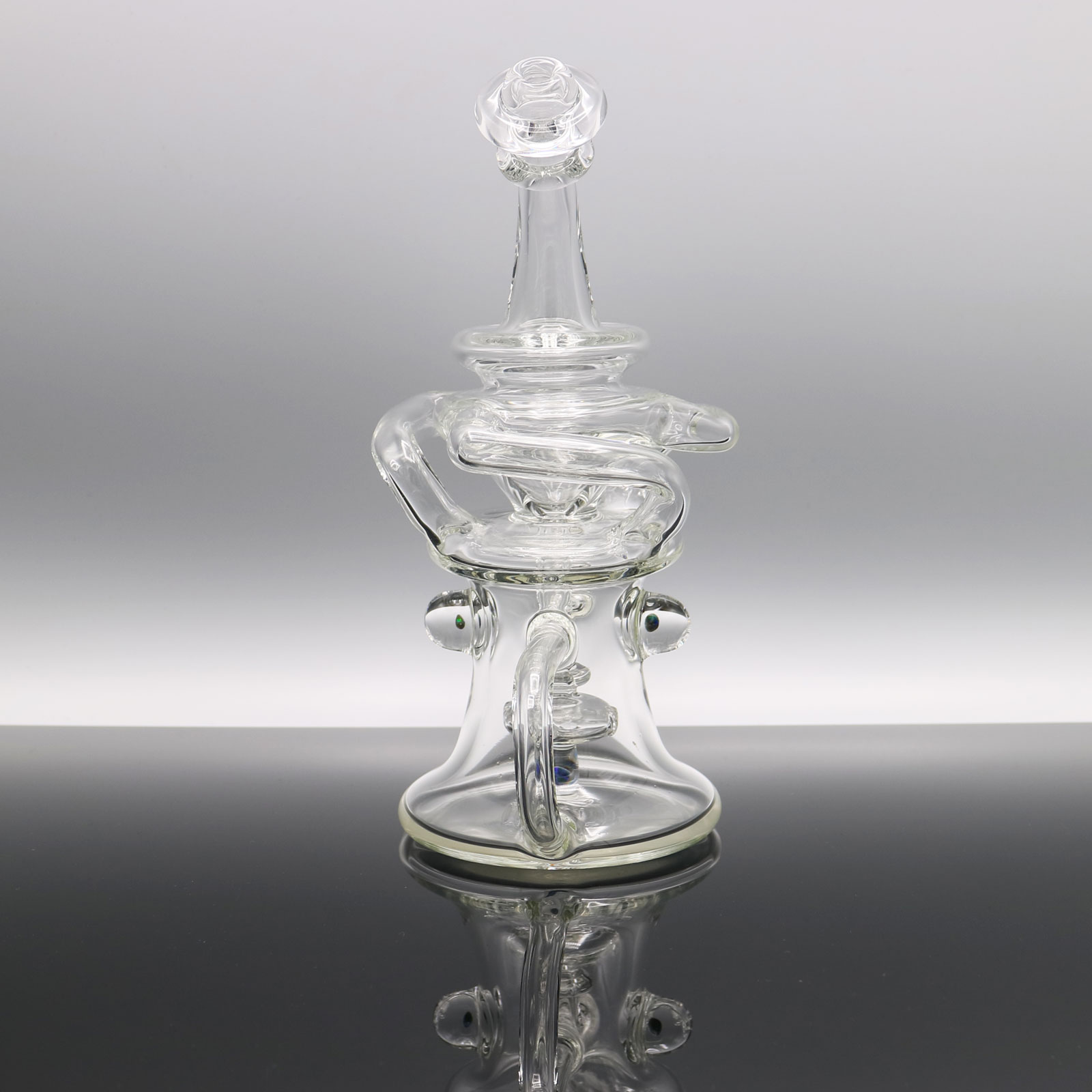Slip 303 – Clear Triple Jet Klein Recycler