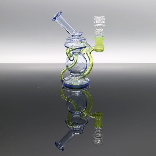Erik Wichmann Blue Dreamingo Sunset Slyme Pocket Klein