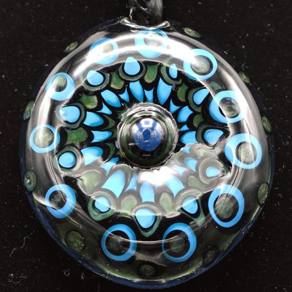 Kiebler Heady Glass Pendant