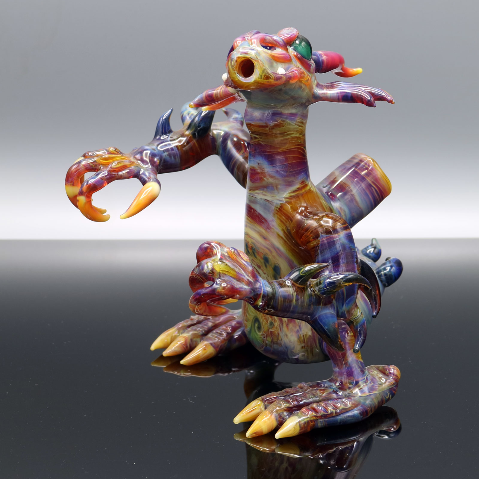 B-Hold X Broka Collab – Floki the Dragon