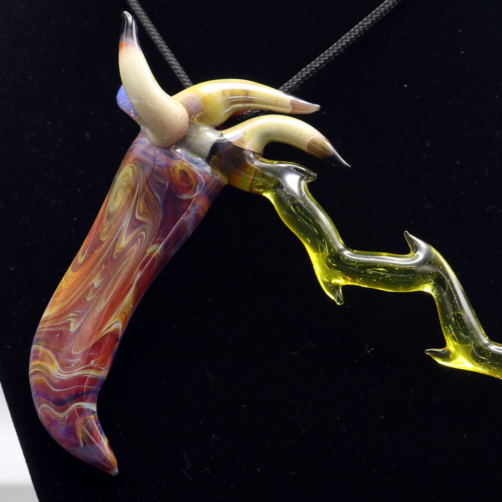 B-Hold X Sherbet Pencil Scythe Collab Pendant