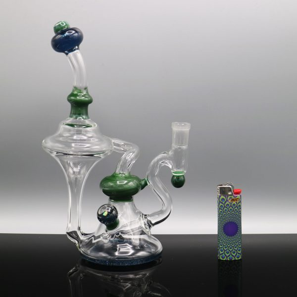 Josh Chappell Green and Blue Recycler