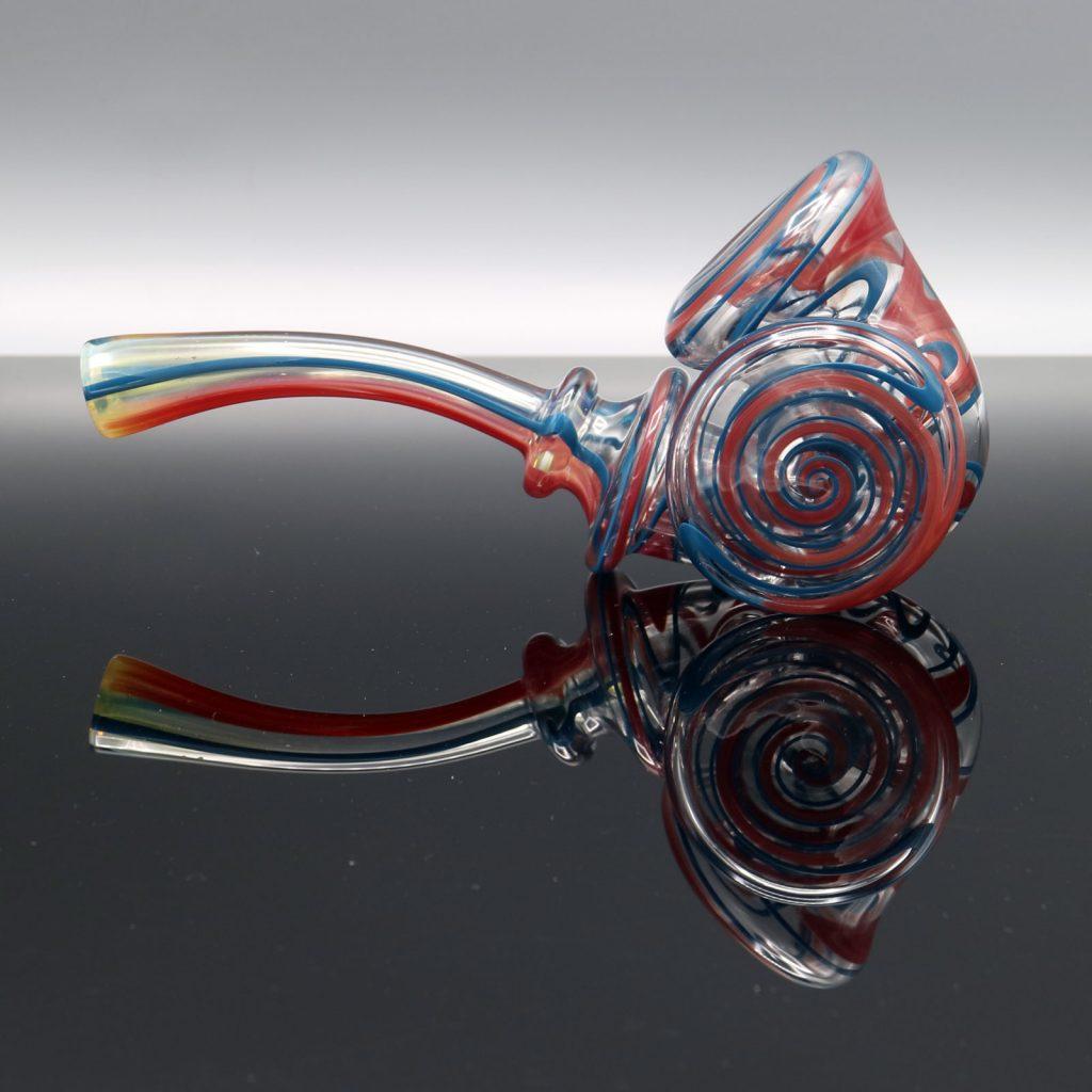 American Glass art Jahone Disc Sherlock
