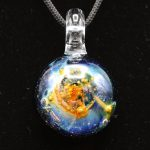 Jeff Patterson Galaxy Pendant