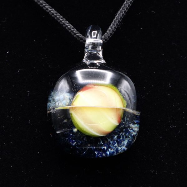 Jeff Patterson Space Planet Pendant