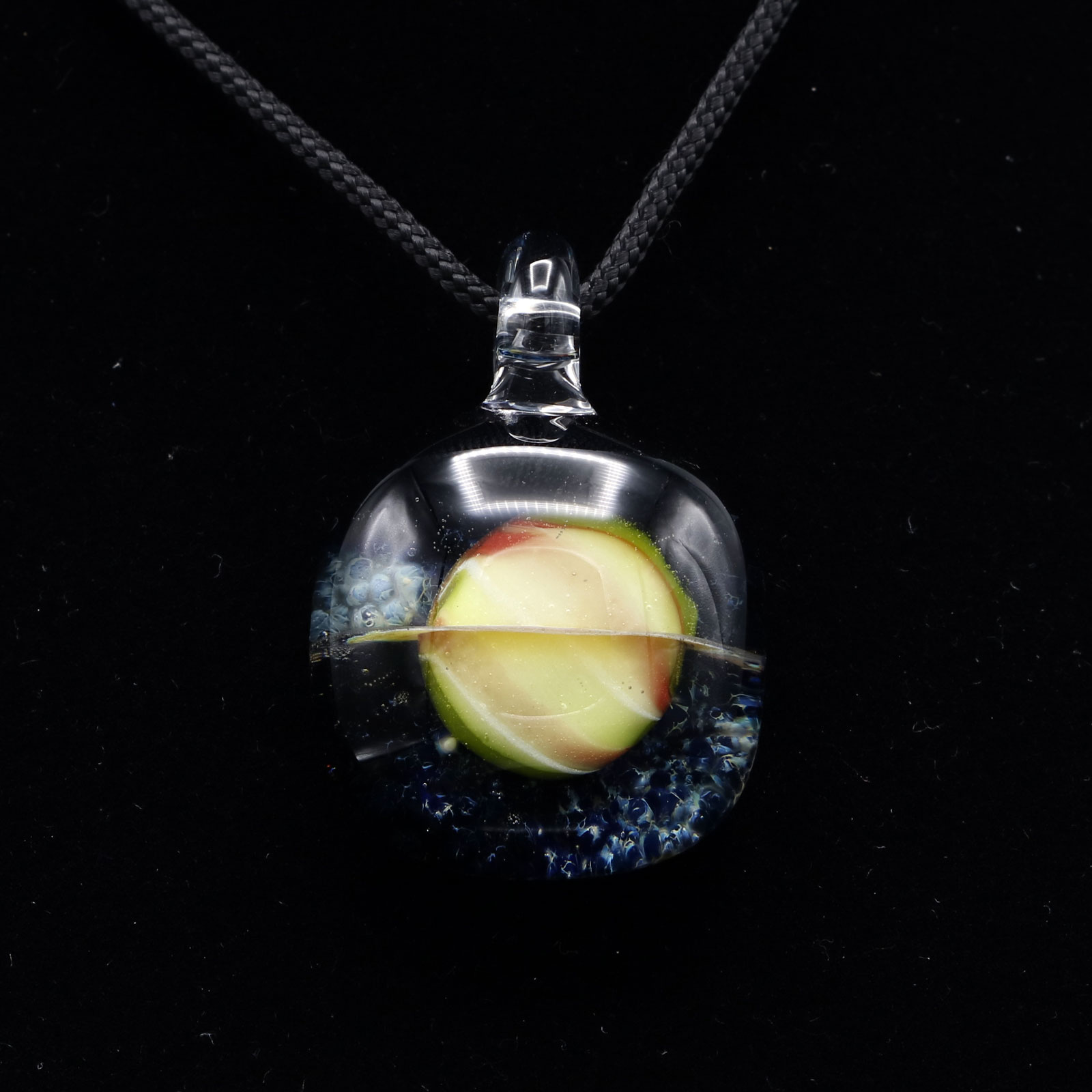 Jeff Patterson – Space Planet Pendant