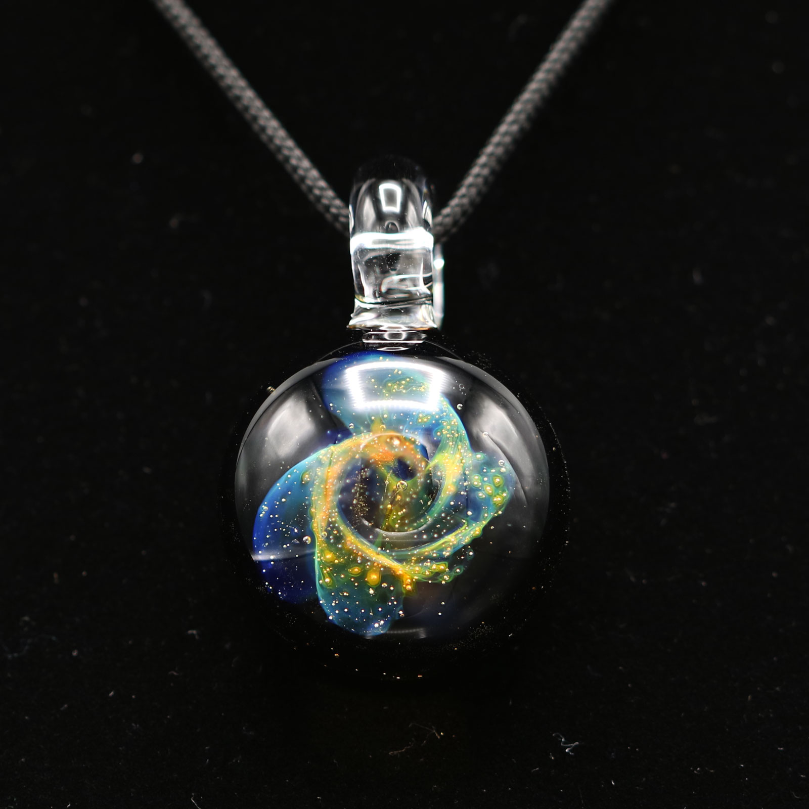 Jeff Patterson – Universe Space Pendant