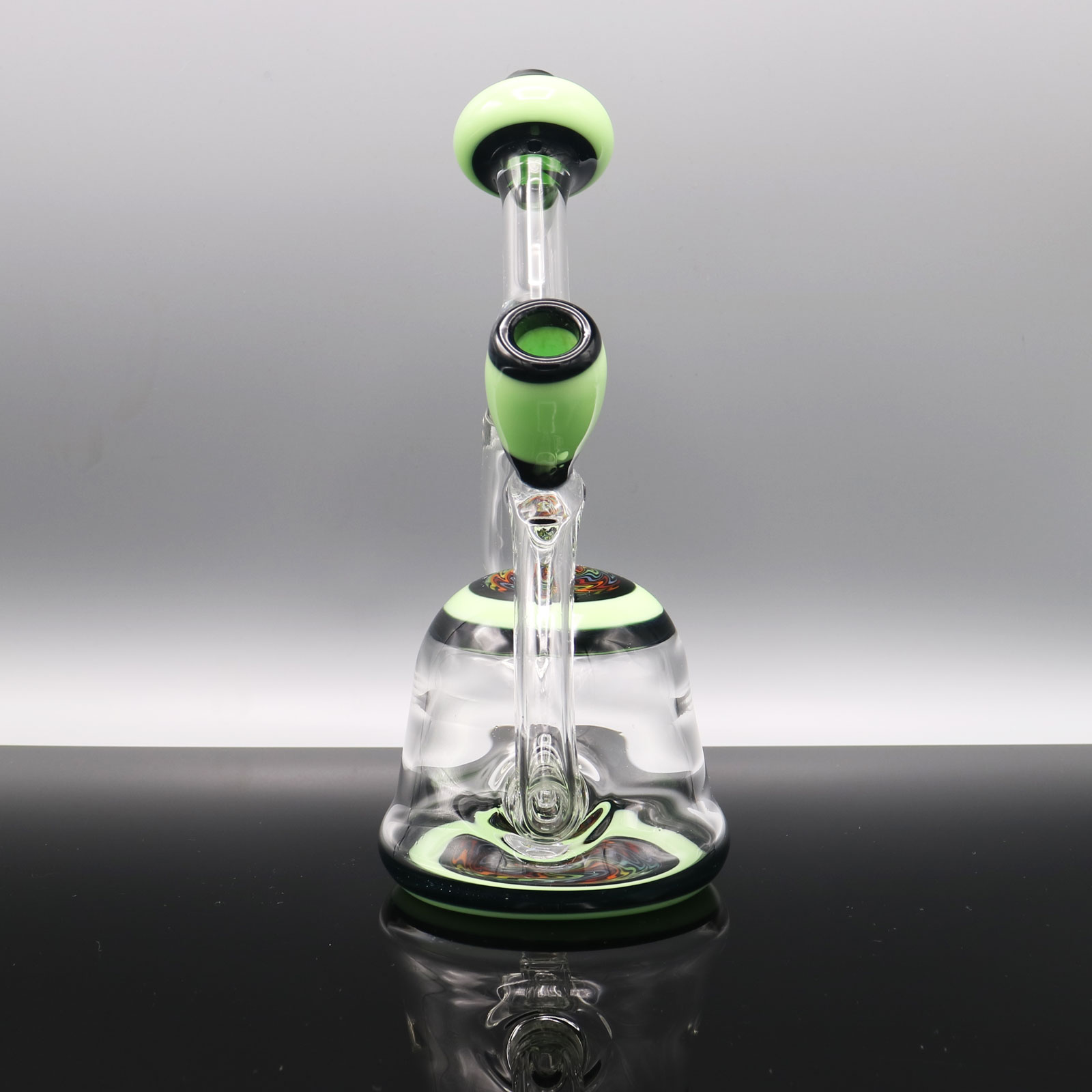 Chappell Glass – Blue and Green Banger Hanger