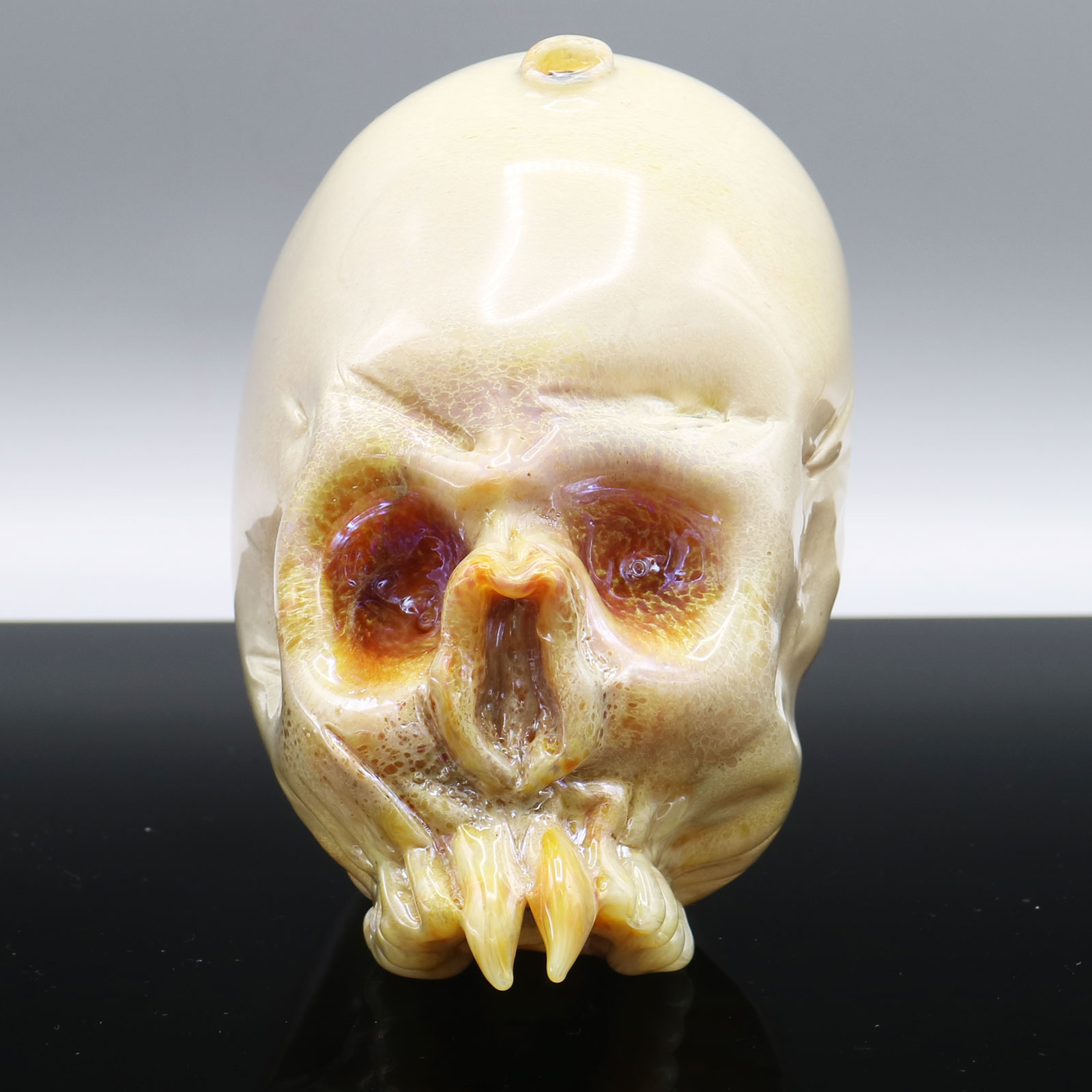 Jonny Carrcass – Functional Skull Sculpture