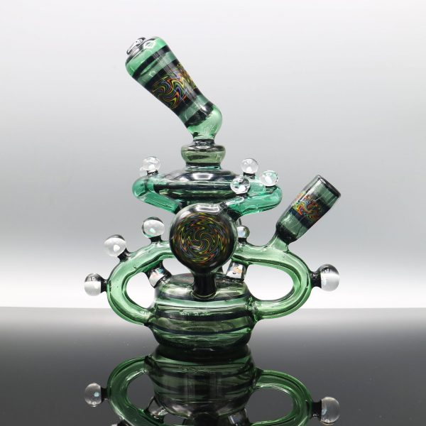 Chappell Glass Double Disc Recycler