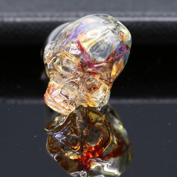 Jonny Carrcass Skull Bubble Cap