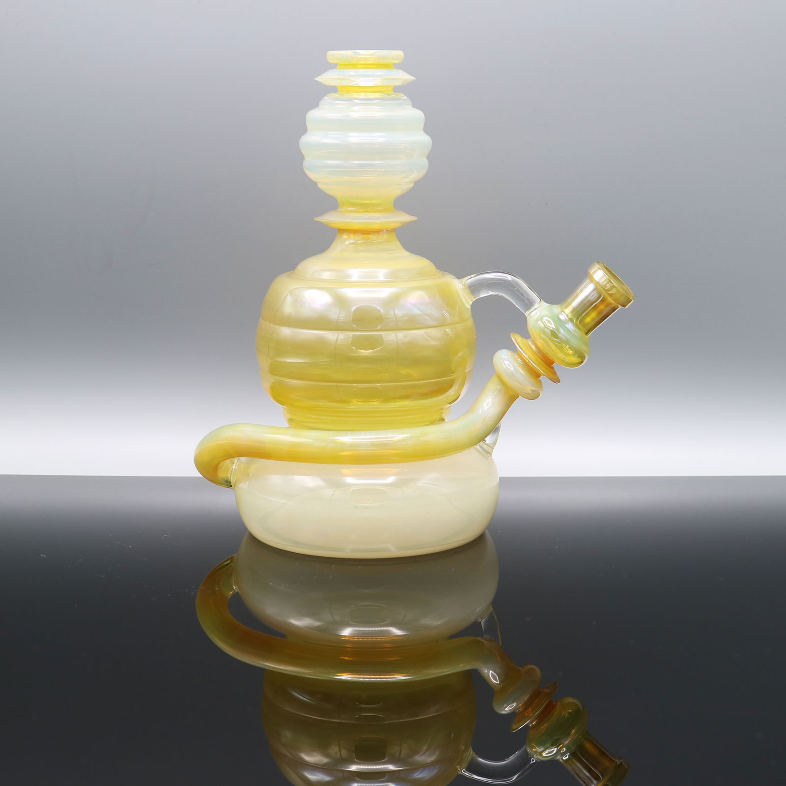 Mike Philpot – 2018 Large Beehive Fumed Spinnerjet