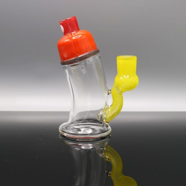 D-Rock Glass Mini Spray Can Number 18