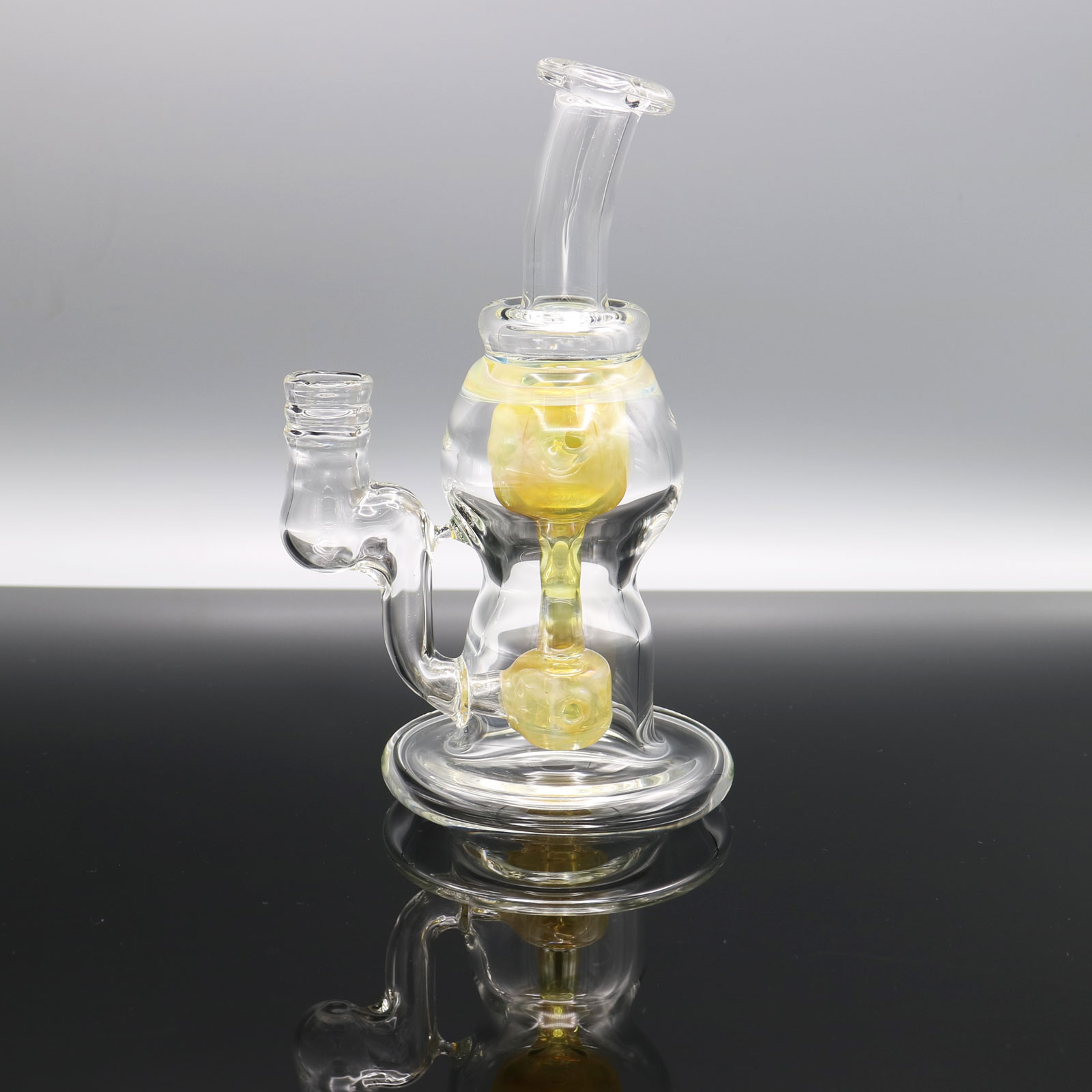 Costa Glass – Fumed Gumball Torus