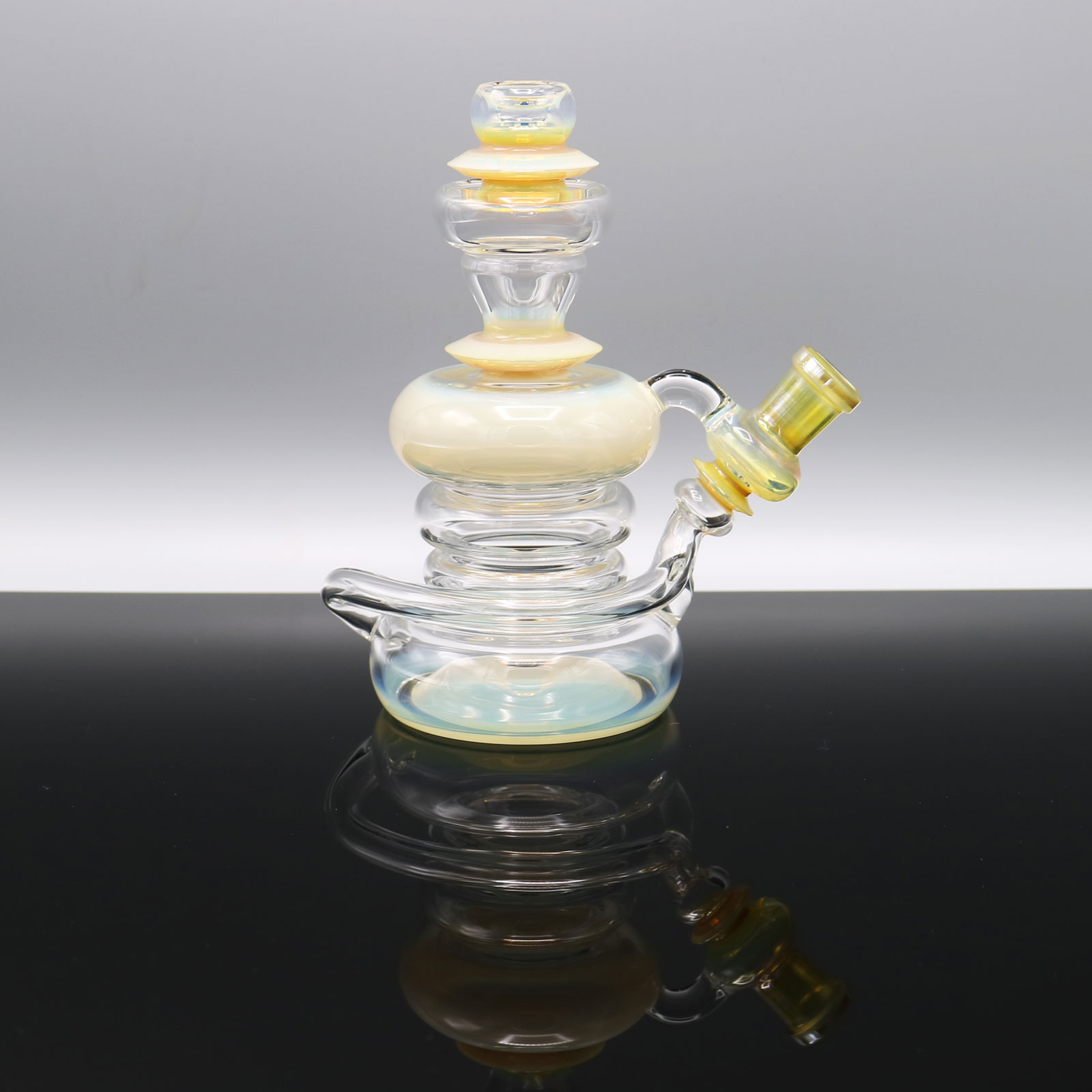 Mike Philpot – Large Fumed Razormaria Spinnerjet
