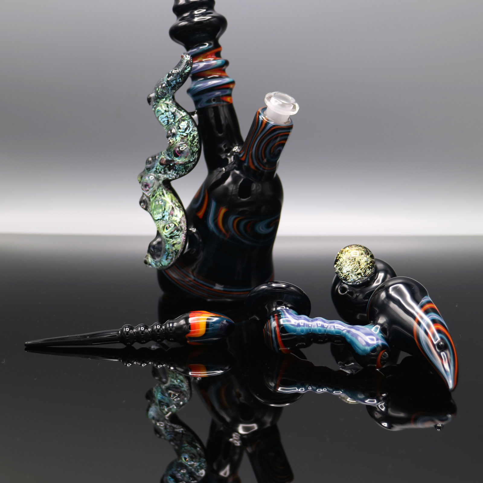 Kiebler – Heady Rig and Sherlock Set