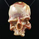 Jonny Carrcass Skull Pendant