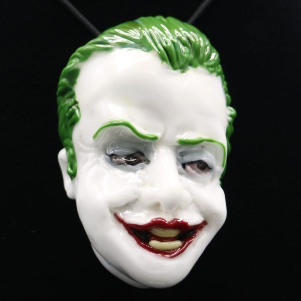 Jonny Carrcass Jack Nicholson Joker Pendant