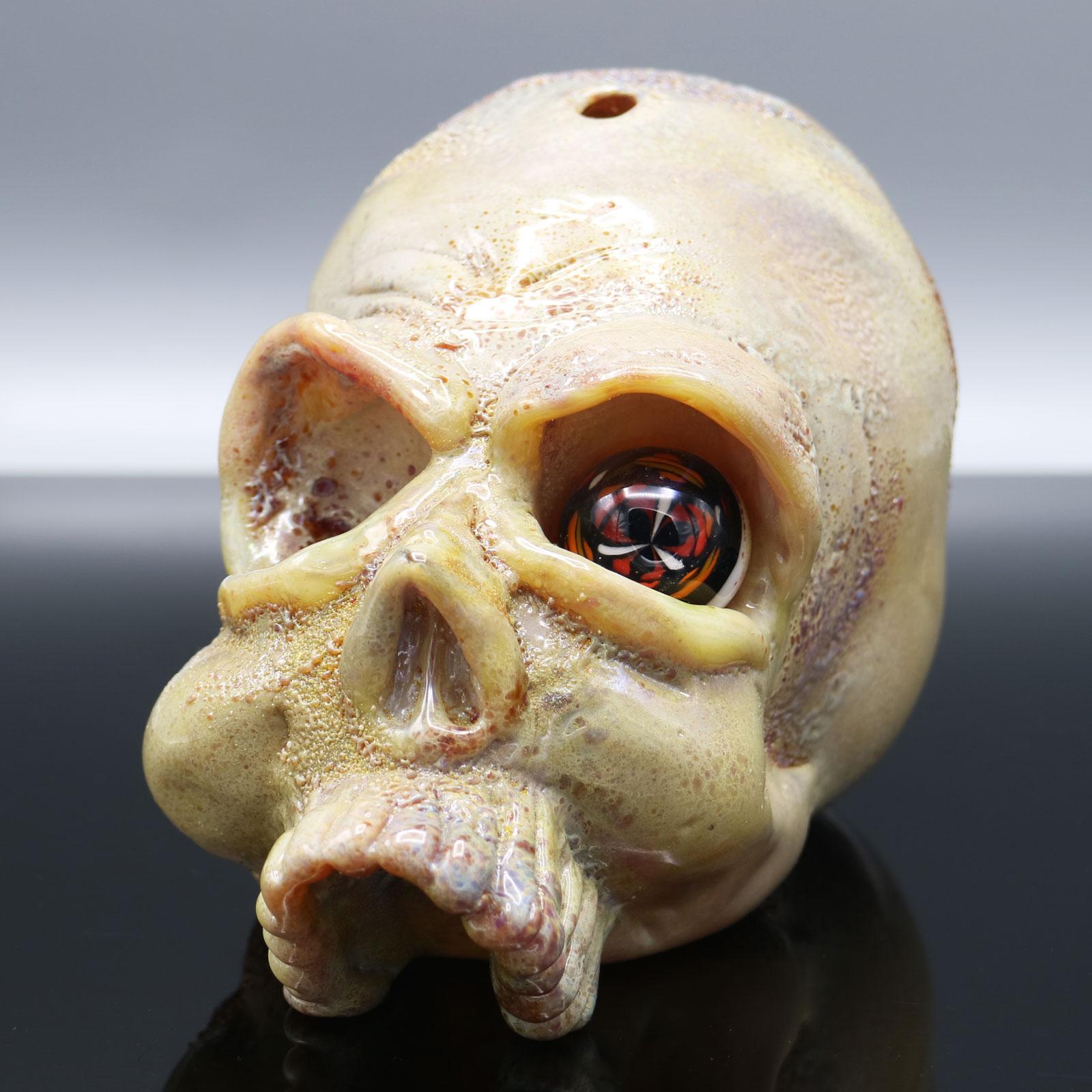 Jonny Carrcass X Miyagi – The Skullpture