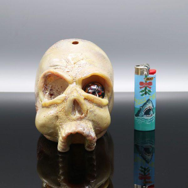 Jonny Carrcass X Miyagi present The Skullpture
